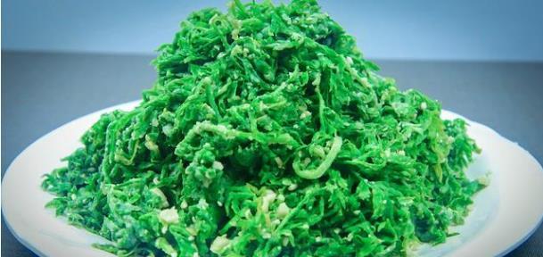 阜阳的蒸菜用的是什么菜?怎么样?怎么做? 第1张