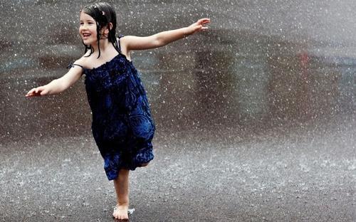 喜欢下雨天 第1张