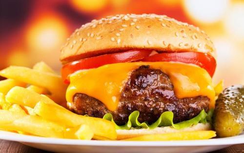 哪家的汉堡,味道比较好吃? 第1张